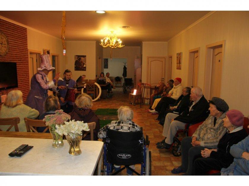 Как создать пансионат для пожилых