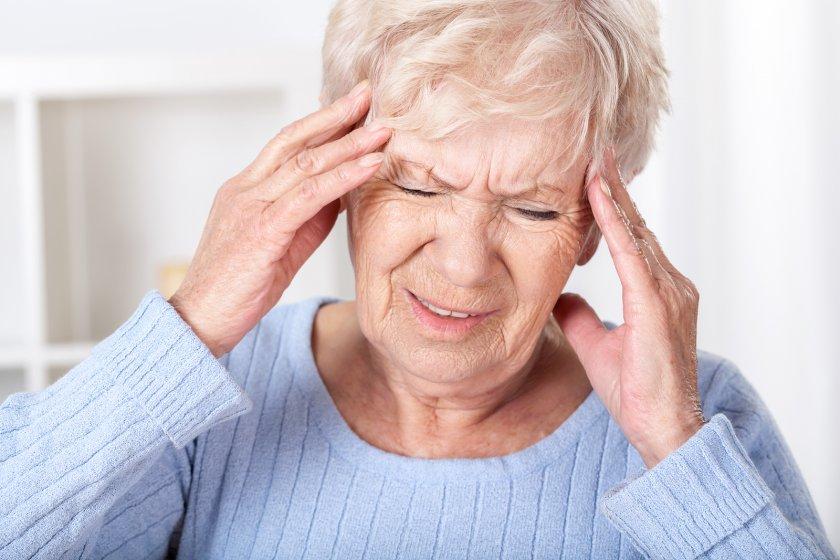 Спазмы сосудов головного мозга в пожилом возрасте