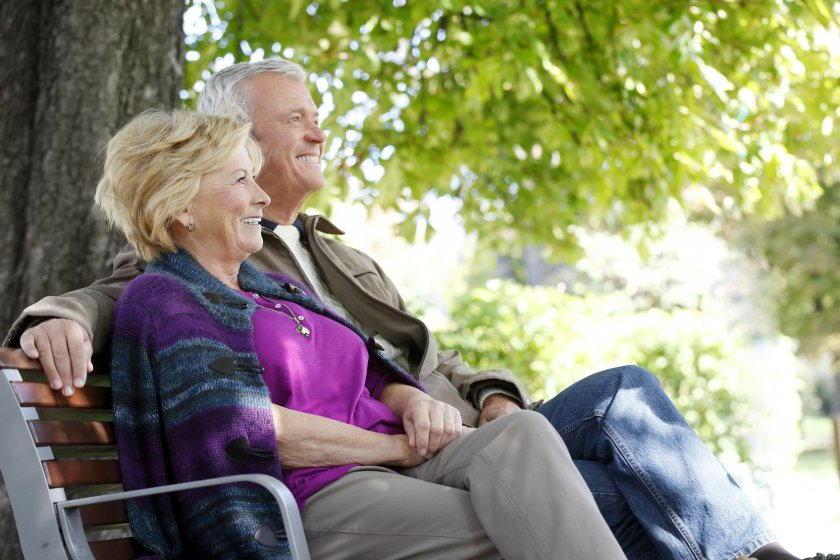 Время отпусков или пансионаты для пожилых в летний период