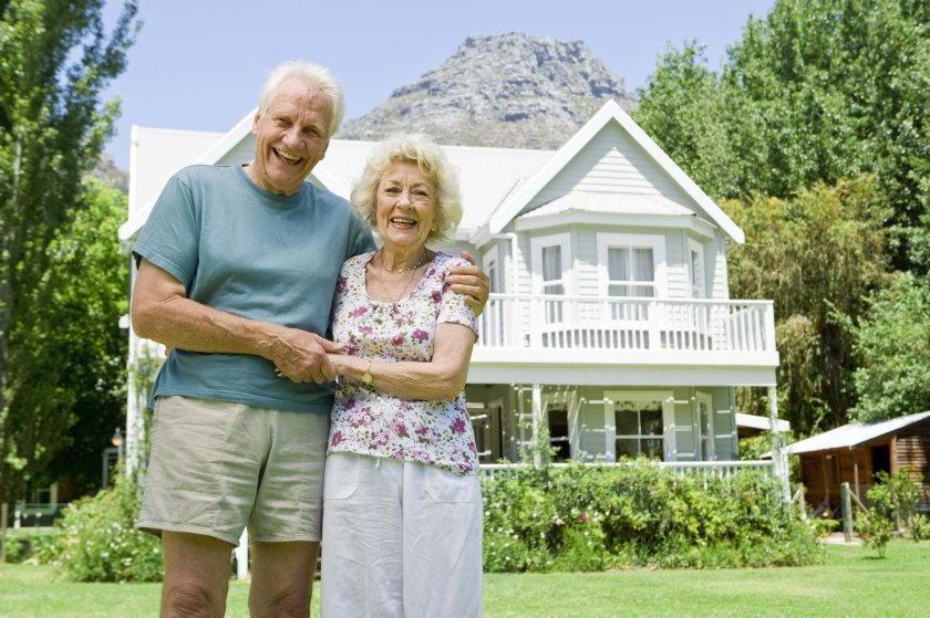Комфорт и удобства для проживания в пансионатах для пожилых