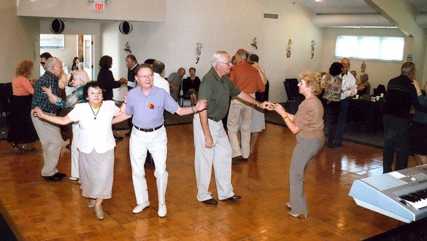 Развлекательные мероприятия для пожилых людей