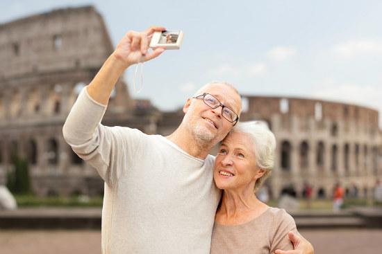 Путешествия для пожилых людей