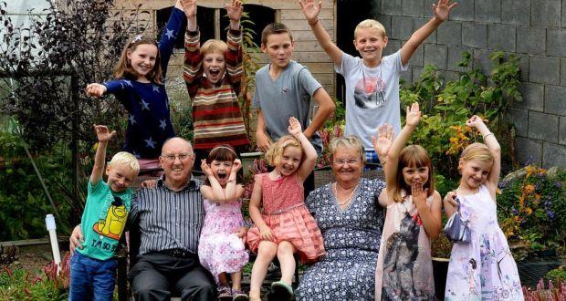 Внуки – радость для пожилых людей